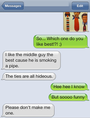 Text Convo With Husband