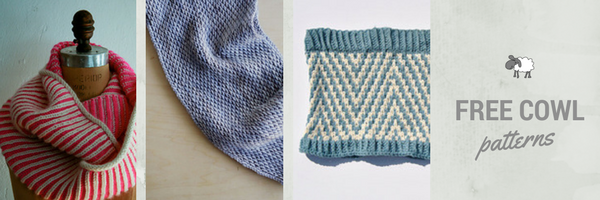 Best Free Cowl Patterns on Ravelry