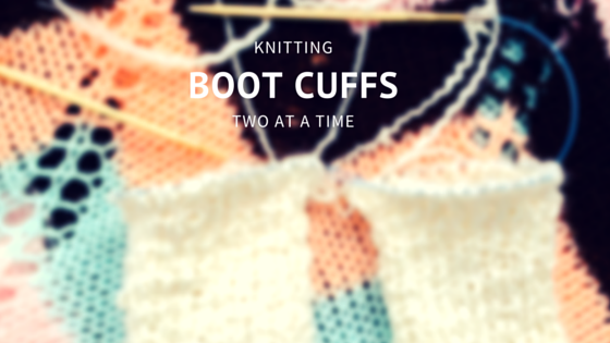 Boot Cuffs Two at a Time